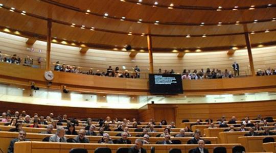 El congreso ha enviado al senado la nueva Ley de Contratos del Sector Público
